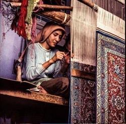 Искусство ткачества ковра