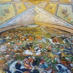 I dipinti murali tradizionali