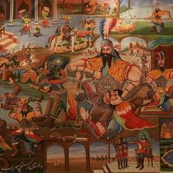 I dipinti della casa del caffè