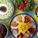 Cuisine Persian: