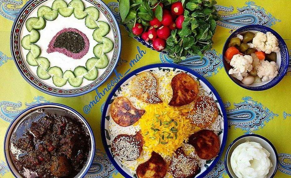 La cucina Persiana: