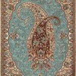 Termeh bāfi (l'arte di intrecciare il Termeh)