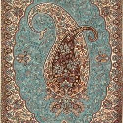 Termeh bāfi (l'art de tresser le Termeh)