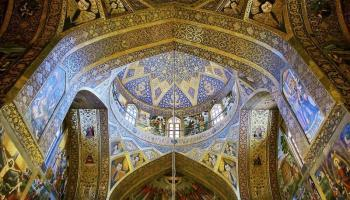 Cathedral of vank Esfahan