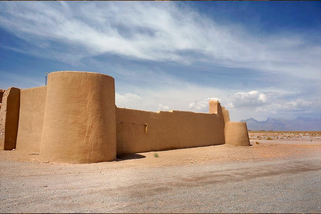 Caravanserraglio Di Ali Abad
