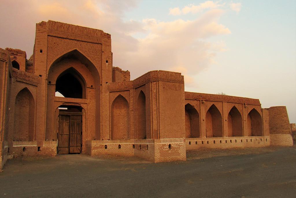 I caravanserragli della regione di yazd