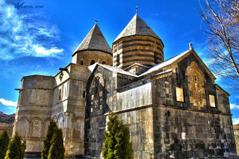 Azerbaigian Occidentale-attrazioni turistiche - Viaggio - Turismo
