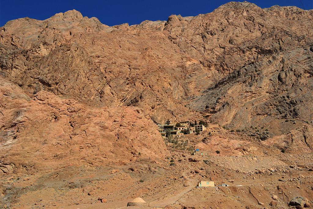 Vallate e località estive della regione di Yazd