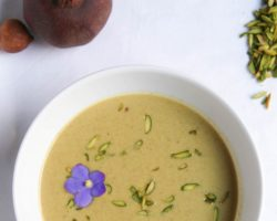 Suppe und Pesteh