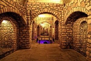 Подземный город Кариз