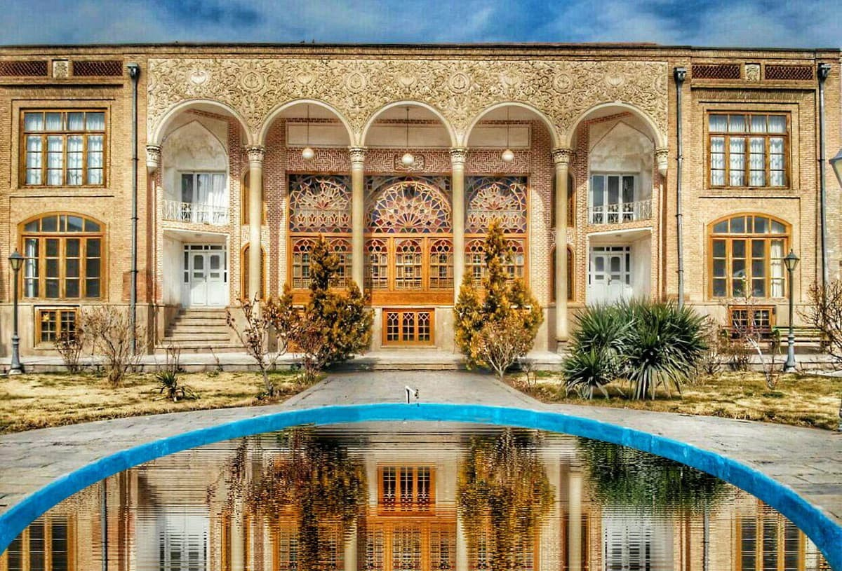 동부 아제르바이잔 인 집