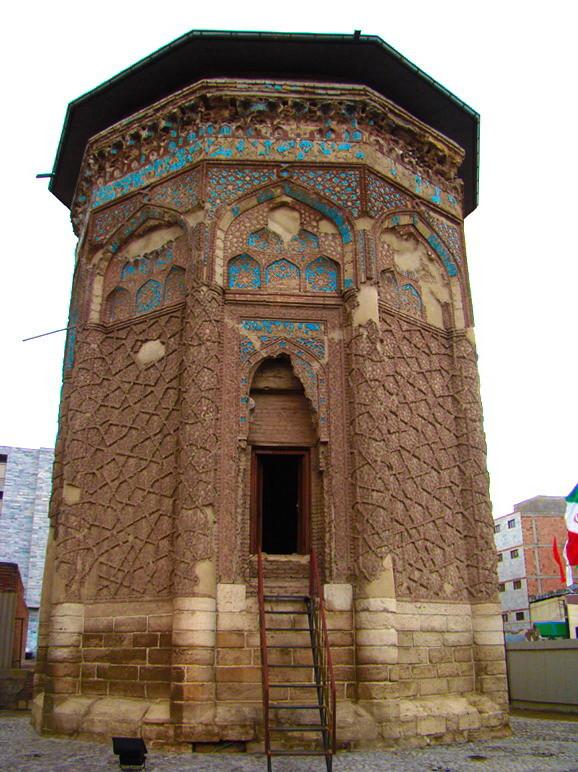 阿塞拜疆Eastern-Gonbad-e Kabud