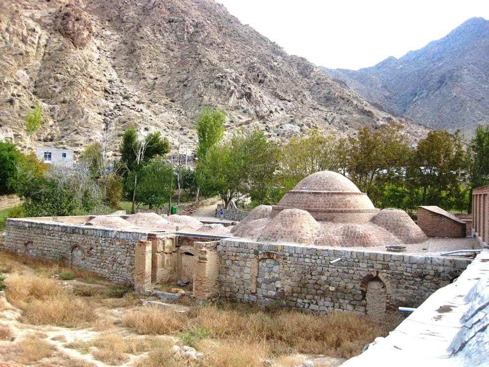 Azerbaigian Orientale-Hammam Kordasht