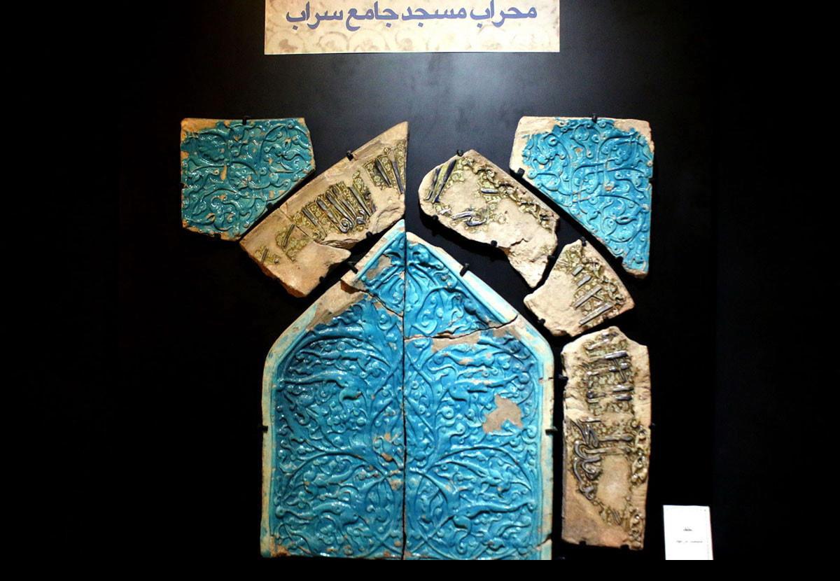 東アゼルバイジャンアゼルバイジャン博物館