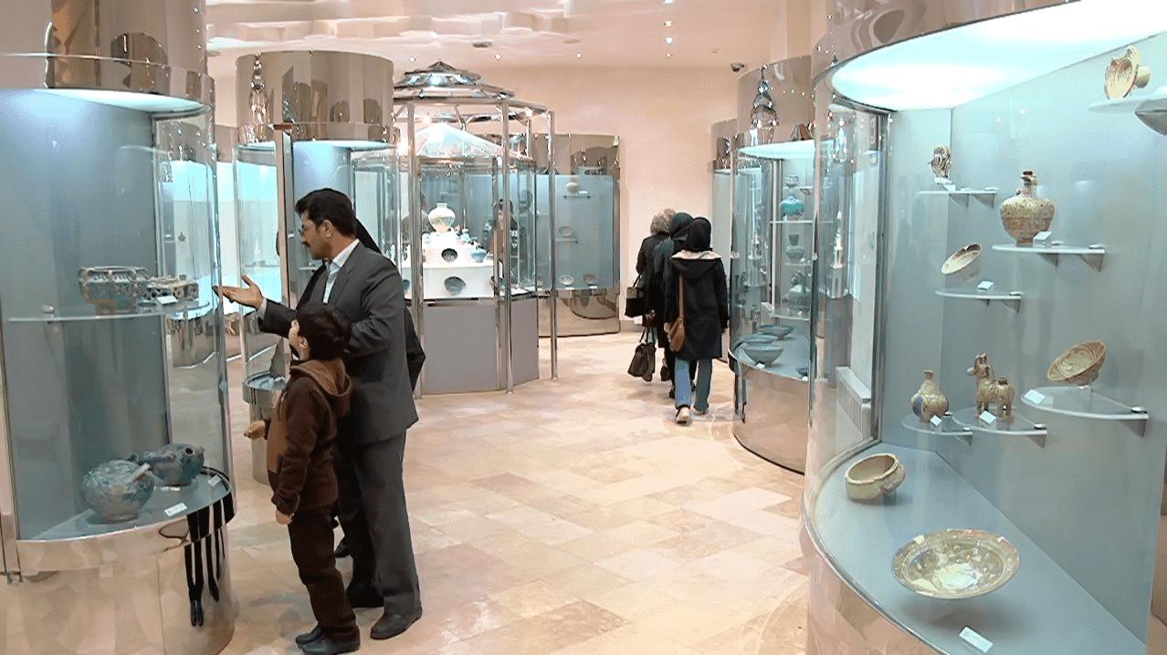 Azerbaigian Orientale-Museo della città di Marāgheh