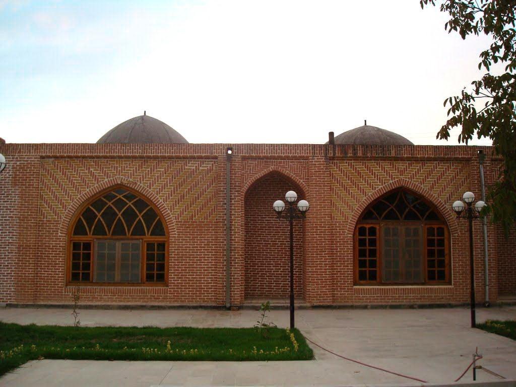 पूर्वी अजरबैजान-शेख महमूद शबरीरी मकबरा