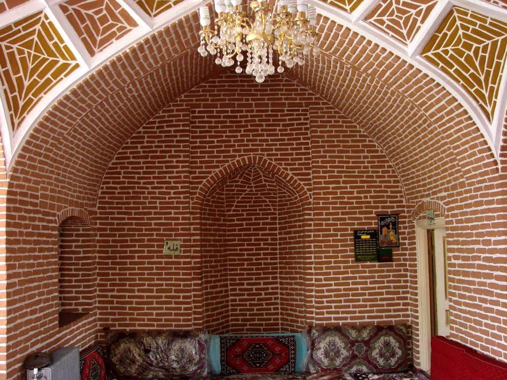 동부 아제르바이잔 - 셰이크 마흐무드 샤 베스타 마리 영묘