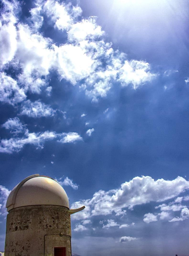 Azerbaigian Orientale-L'Osservatorio di Khaje Nasir