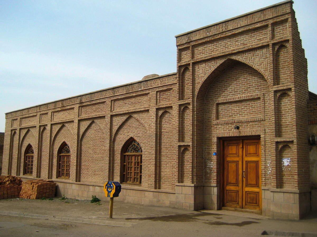 Azerbaigian Orientale-Moschea Jām'eh di Ahar
