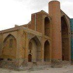 Azerbaijan Eastern-Jām'eh Mosque of Ahar