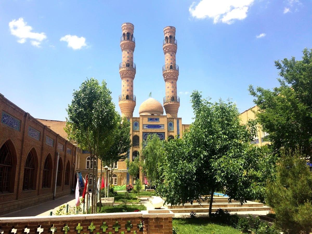 أذربيجان الشرقية جامع جامع (كبير) من تبريز
