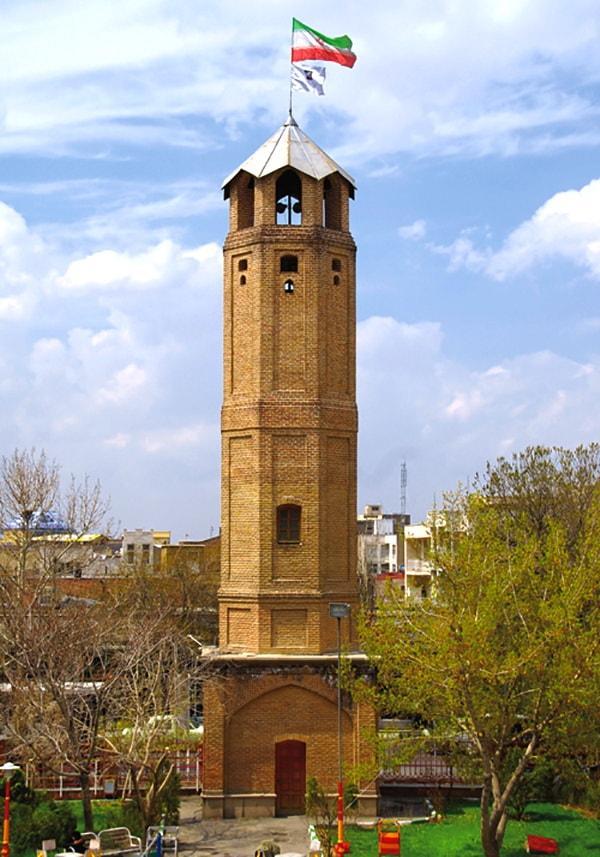 Արեւելյան Ադրբեջան - Հրդեհ Աշտարակը