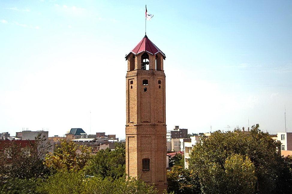 पूर्वी अज़रबैजान-फायर टॉवर