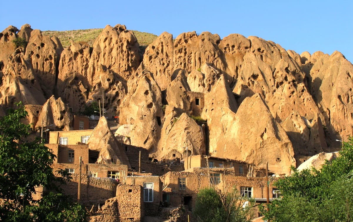 Eastern Azerbaijan-Kandovan village