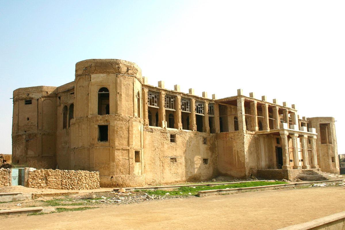 The Palace of Malek