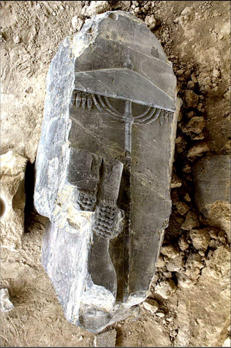 Bushehr-Pallati Achemenide i Bardak-E Siyah