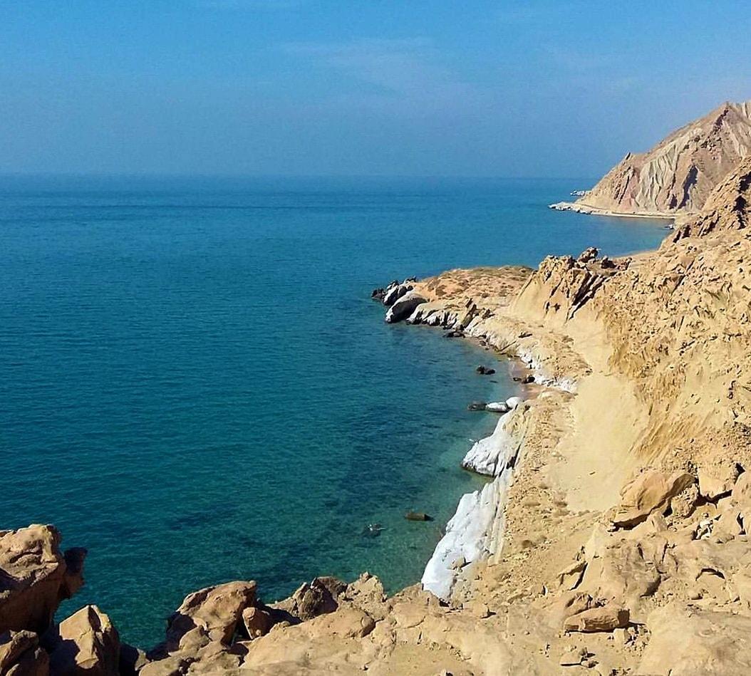 बुशहर -ओम-ओल-करम द्वीप और नखिलु द्वीप
