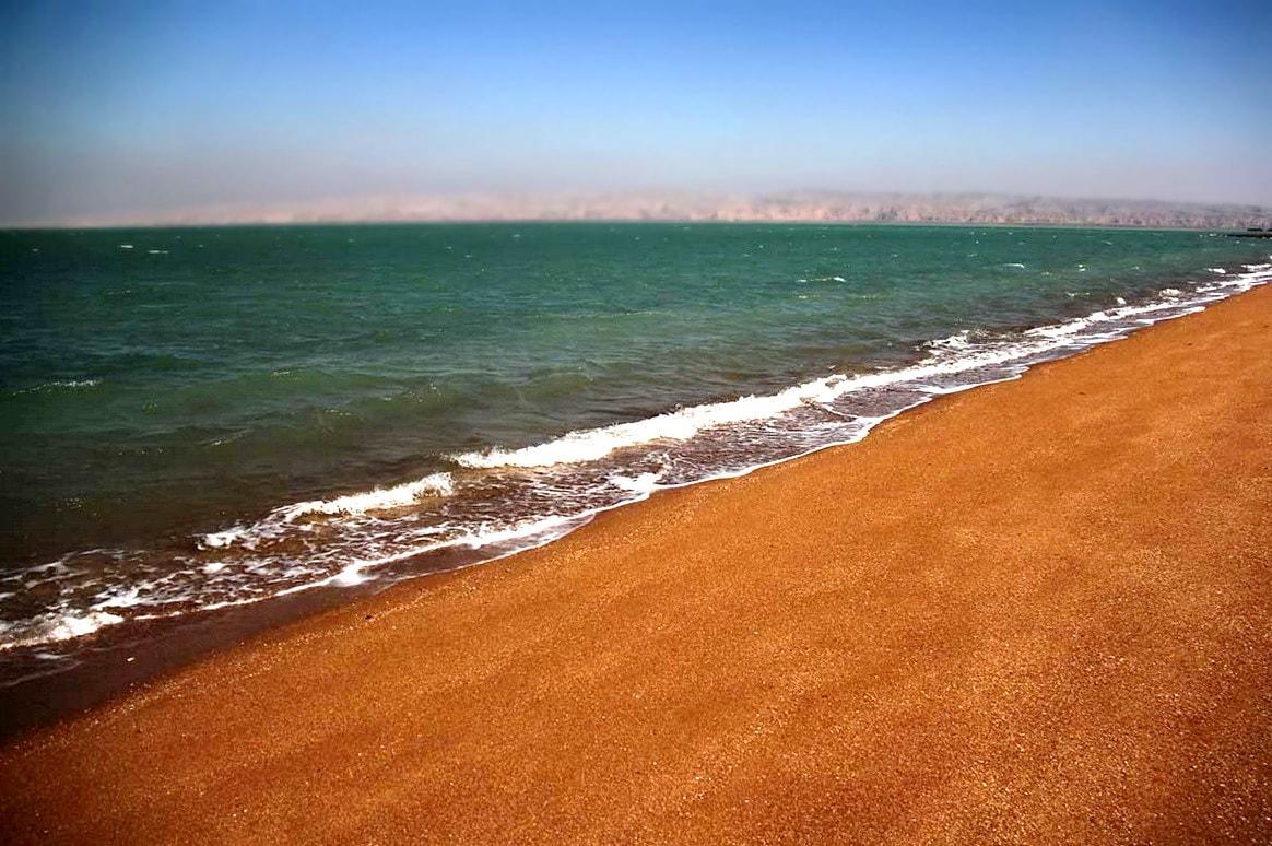 Bushehr-The Island Of Omm-Ol-Karam And The Island Of Nakhilu