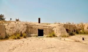 Antico cimitero dell'isola di Khark