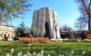 Mausoleum of Ohadi Marāghei