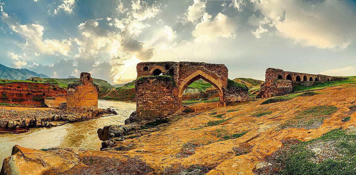 Міст Ілам-Гавмішан