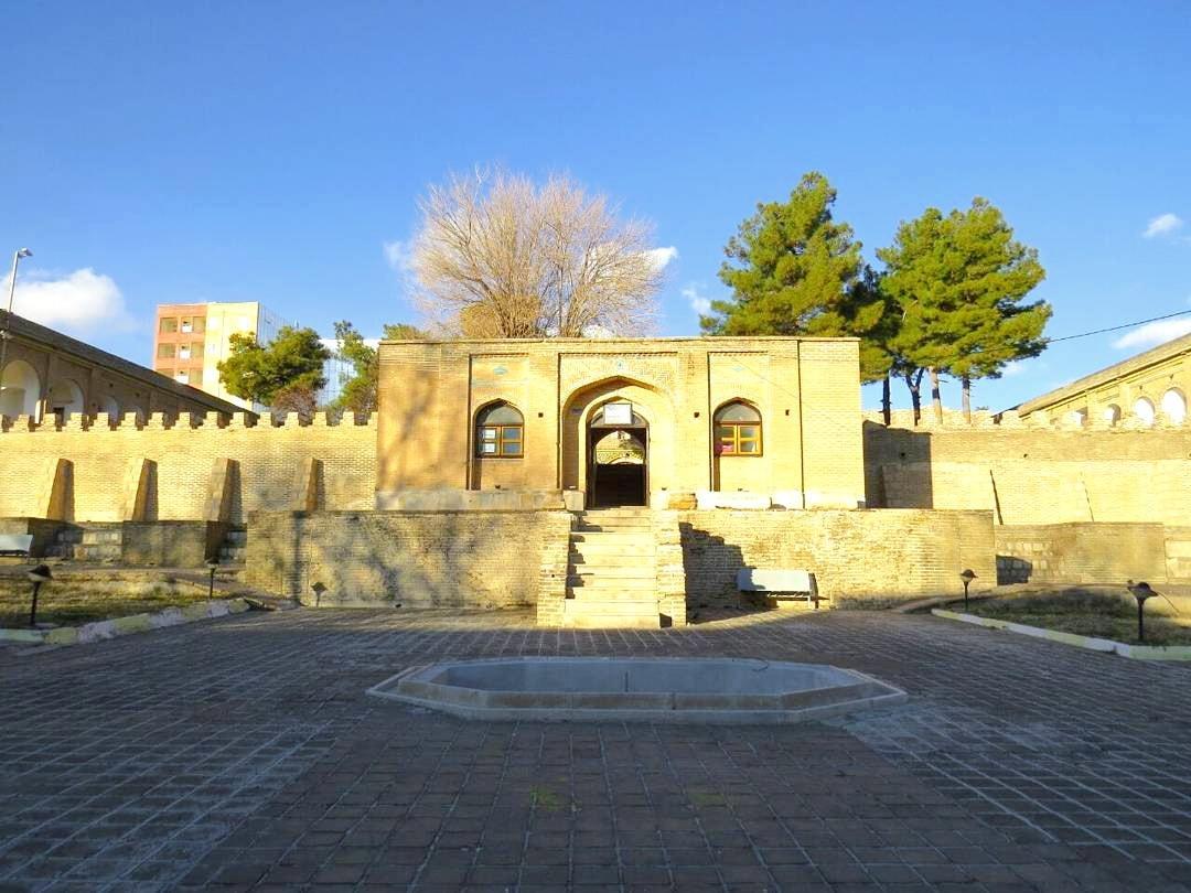 Ilam-Il Castello Di Vali