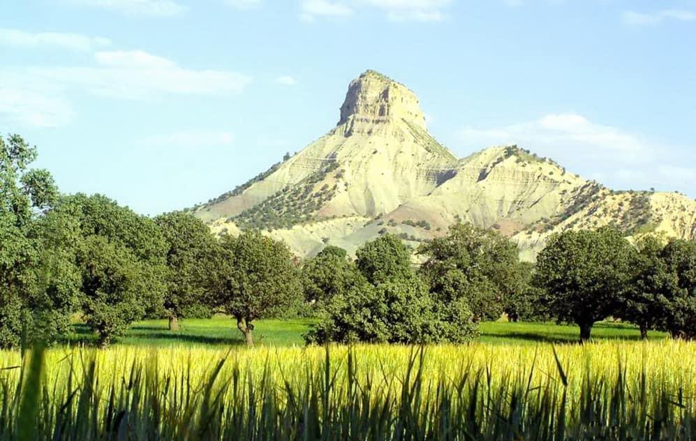 Il Monte Ghalaghiran