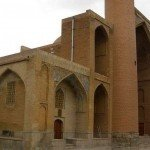 Jām'eh Mosque of Ahar