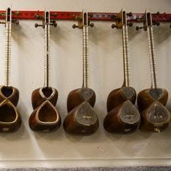 Скрипка Изготовление
