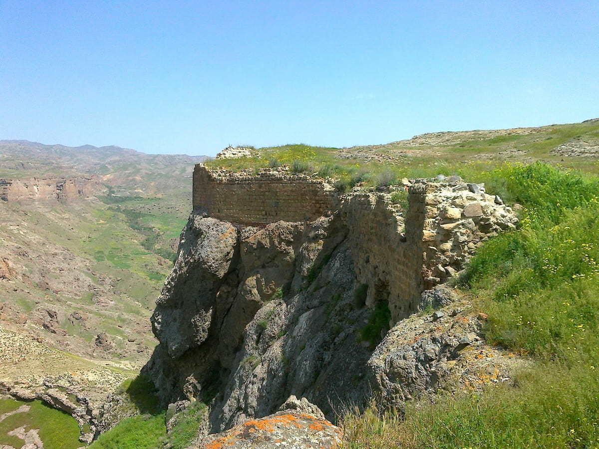 Ardabil - Il Castello di Qahqaheh