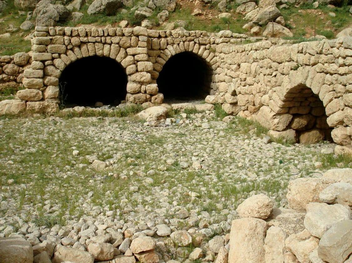 chahar mahal bakhtiari-Il Caravanserraglio Di Junqan