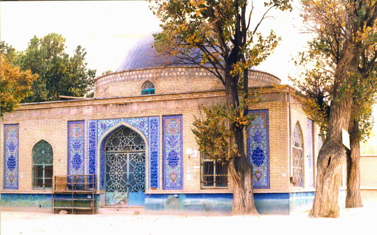 Imāmzādeh Mohammad Akbar
