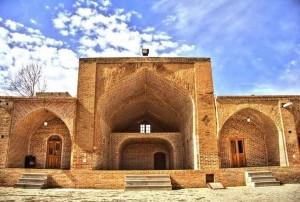 Il Caravanserraglio di Shah Abbas
