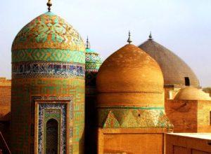 Ardabil - Il Mausoleo di Sheikh Safi-ad-din Ardabili