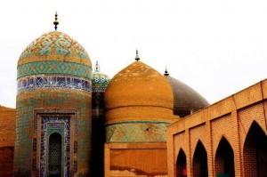 Il Mausoleo di Sheikh Safioddin Ardabili