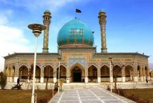 Il Santuario di Emamzade Soleiman