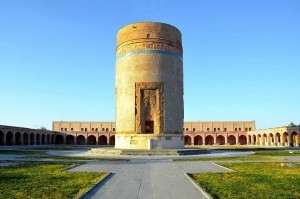 Tomba dello Sheikh Heidar (Meshgin Shahr)