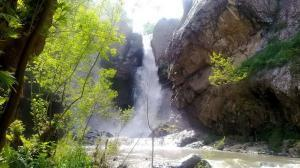 La Cascata di Shalmash