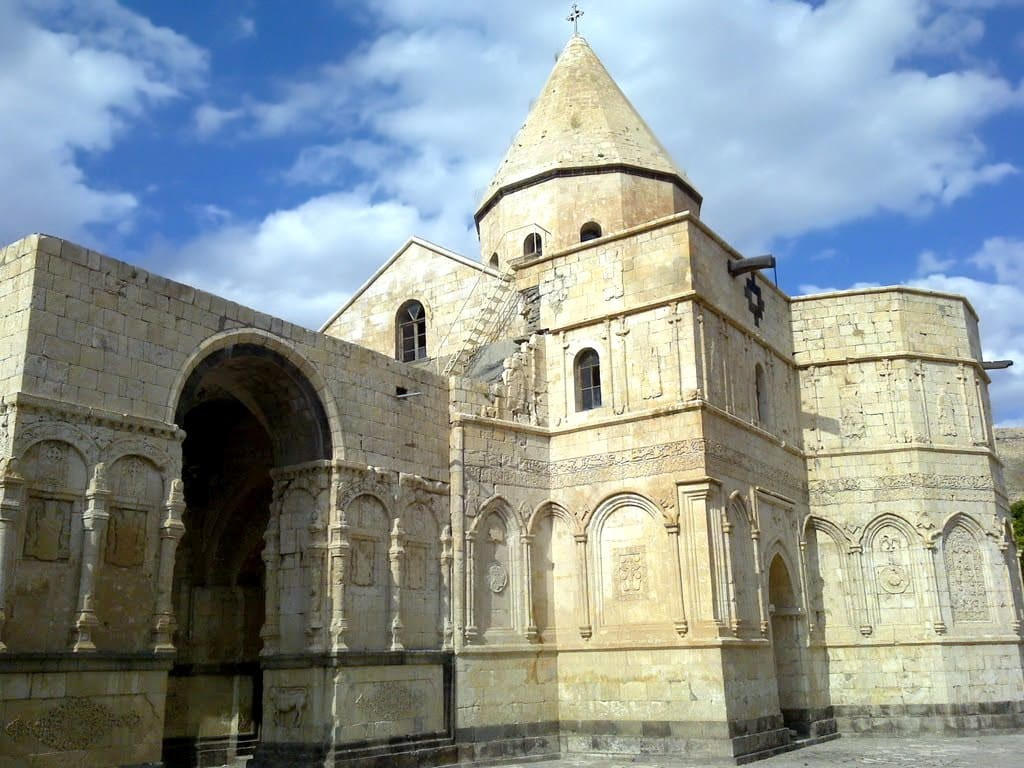 La Chiesa Nera (Qara Kelisa o Tatavus)