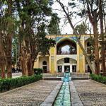 Hortus - Bagh E-fin in Kashan